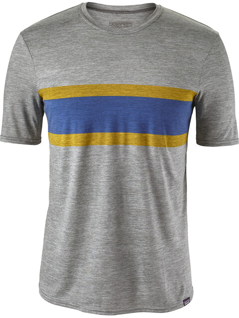 Patagonia Capilene Daily - T-shirt manches courtes Homme - gris